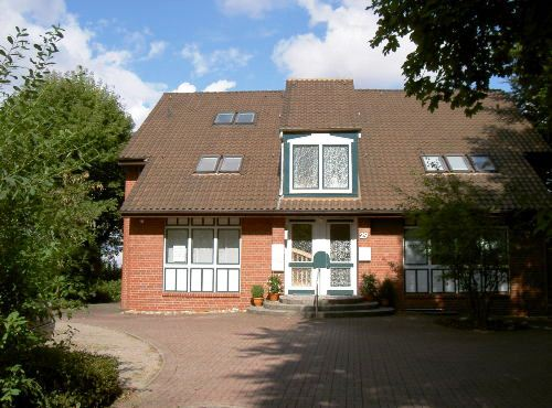 Dachgeschoßwohnung in Kitzeberg