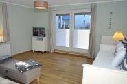 Wohnzimmer mit Kojenbett