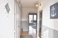 ... in dem Appartement Fördeblick 22...