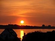 Ihr ganz persönlicher Sonnenuntergang!!
