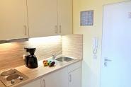 kleine, aber feine Küche