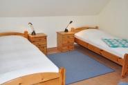 Das 2. Schlafzimmer