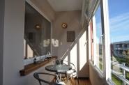 Balkon mit Ausblick...