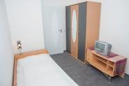 2. Schlafzimmer mit Einzelbett