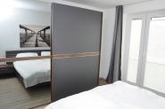 Spiegelschrank im 1. Schlafzimmer