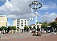 Am Probsteier Platz  in Laboe