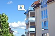 Balkon mit Rundumblick