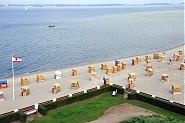Strand und Außenförde