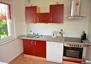 Moderne, gut ausgestattete Küche - hier macht das Kochen Spaß!