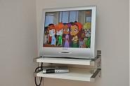 3 Flachbildfernseher