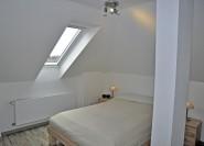 Das 2. Schlafzimmer mit 1,40 m breiten französischen Bett...