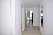 Durchdacht! Schlafzimmer separat über einen weiteren Flur erreichbar.