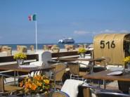 Gemütliche Cafés entlang der Kurpromenade
