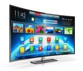 Smart-TV mit Highspeed-Internetzugang