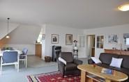 Ein geräumiges Wohnzimmer mit allen Kompfort