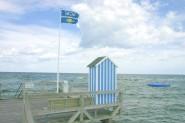 Auch bei Sturm ist die Ostsee eine Reise wert