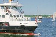 Mini-Kreuzfahrt nach Kiel