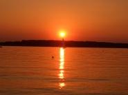 Unvergessliche Sonnenuntergänge