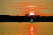 Ihr persönlicher Sonnenuntergang