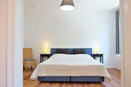 Einzelbetten zusammen gestellt