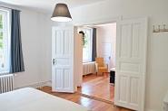2 Schlafzimmer mit Zwischentür