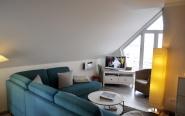 Kuschelige Couch...fernsehen mit Ostseeblick