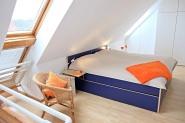 Galerie-Schlafzimmer