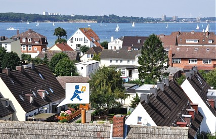 Ostsee- und zentrumsnah